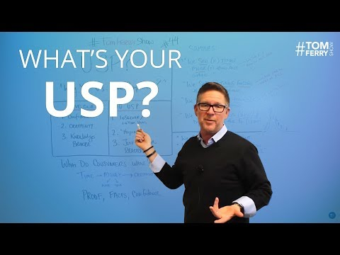 What's Your USP? | #TomFerryShow Episode 44