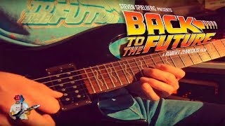 Back to the future - Guitar cover