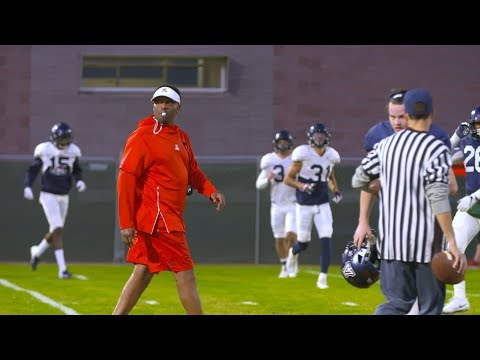 Arizona football head coach Kevin Sumlin gets mic'd up, invites 'The Pregame' crew to practice