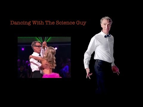 Bill Nye: Dancing With The Science Guy