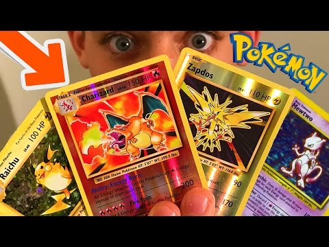 Thumbnail: OPENING THE MOST EXPENSIVE POKEMON CARD EVER!? ($10000 CARD?)