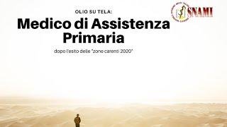 Assistenza Primara .... gli esiti delle assegnazioni ER 2020