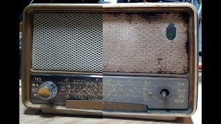 $1 Basket Case Radio Restore - Fleetwood 1061 AKA Philips 165