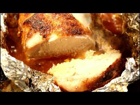 How to make sweet and spicy pork tenderloin