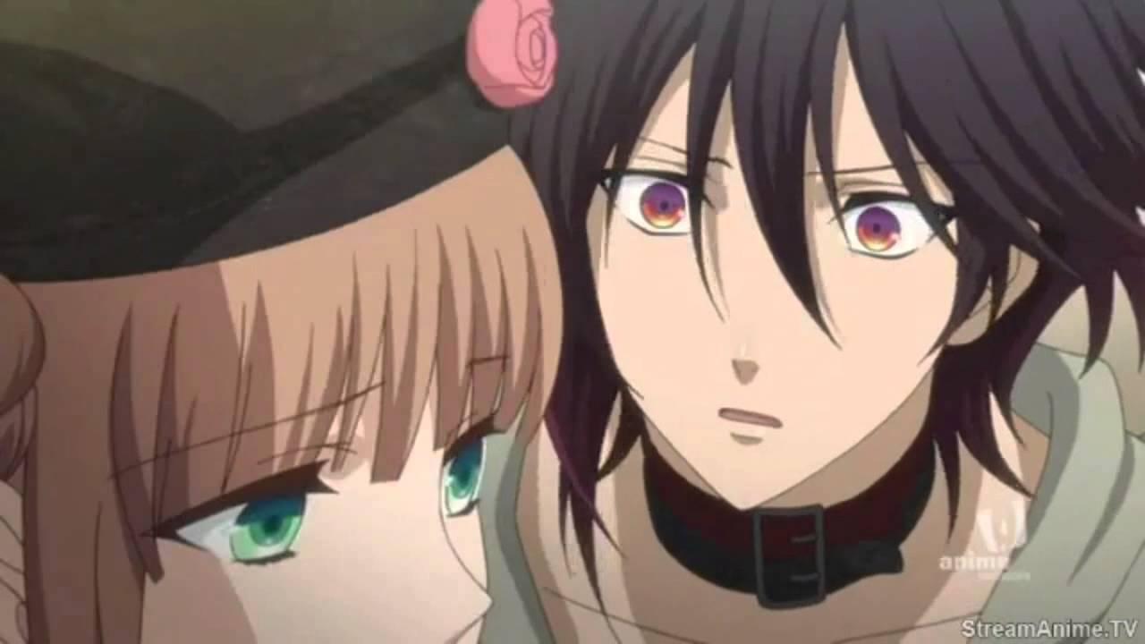 Heroine And Shin Kiss Raction Amnesia