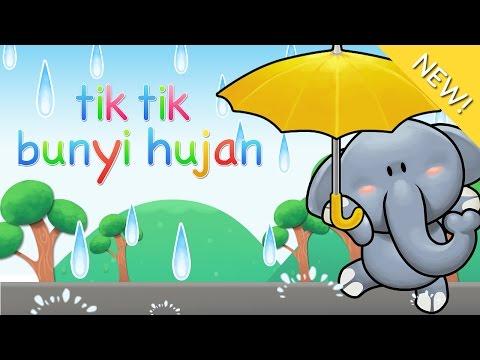 Lagu Anak Indonesia | Tik Tik Bunyi Hujan