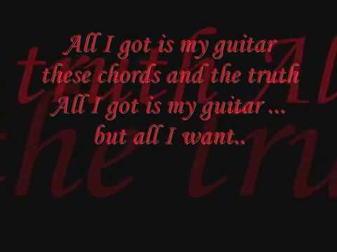 Bon Jovi-I want you(Lyrics)