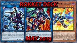 [YGO PRO] Rokket Deck [TCG Legal] - May 2019