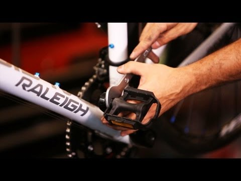 How to Remove & Install Bike Pedals | Bicycle Repair