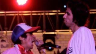 MORDEKAI vs CREATIVO - Cuartos - Red Bull Batalla de los Gallos Perú 2014 (1080p)