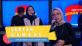 Download Lagu Sabyan Gambus - Ya Habibal Qolbi Mp3