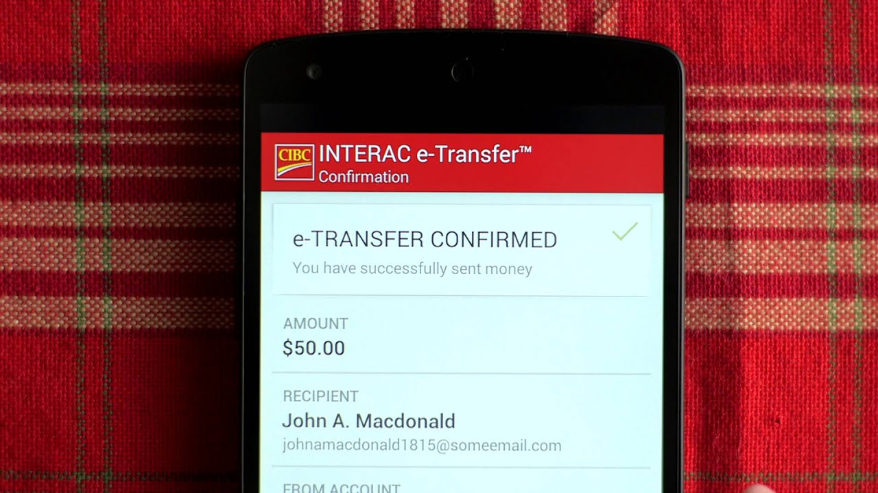 Cibc Online Transfer