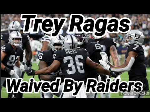Las Vegas Raiders: Running Back Trey Ragas Waived By The Raiders But Why? By Joseph Armendariz