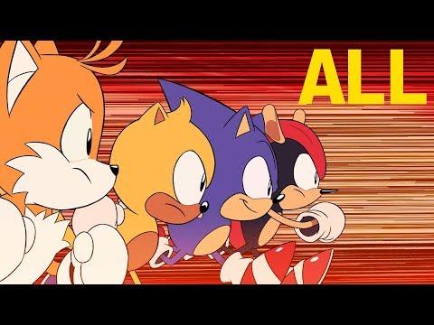Sonic Mania Adventures - All Episodes