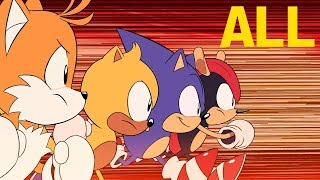 Video Sonic Mania Adventures - All Episodes download MP3, 3GP, MP4, WEBM, AVI, FLV Juli 2018