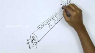 How to Draw a Flute