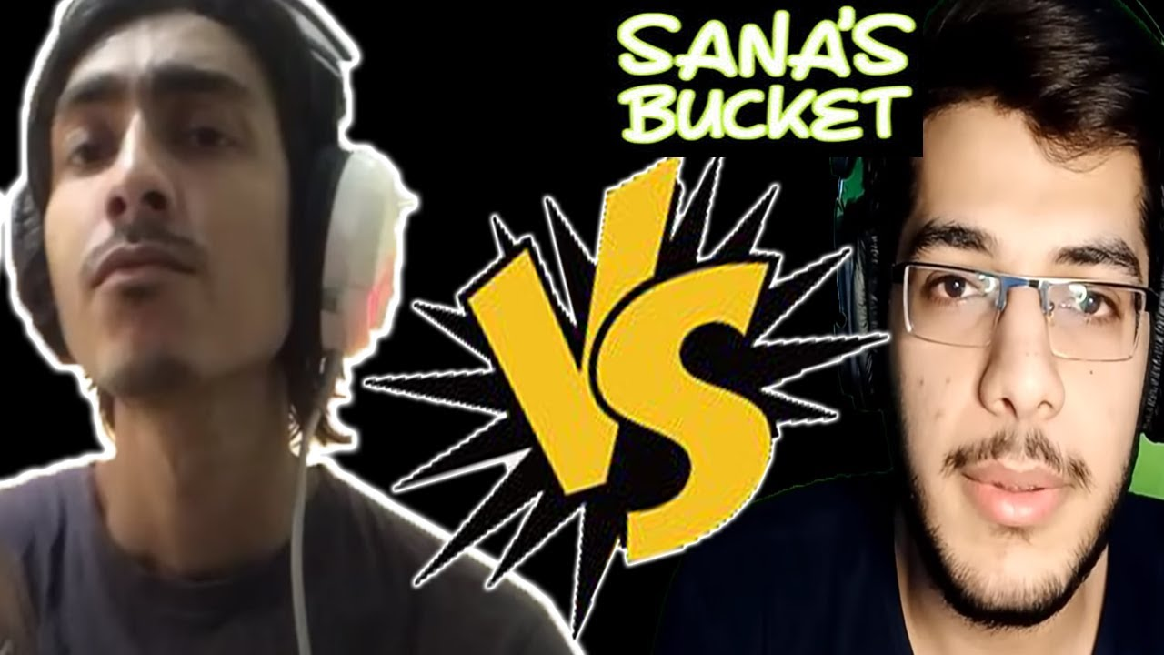 Affan-Istan VS Thugs of Pakistan FIGHT And Sana Bucket - AffanIstan EXPOSED THUGS OF PAKISTAN(TATTA)