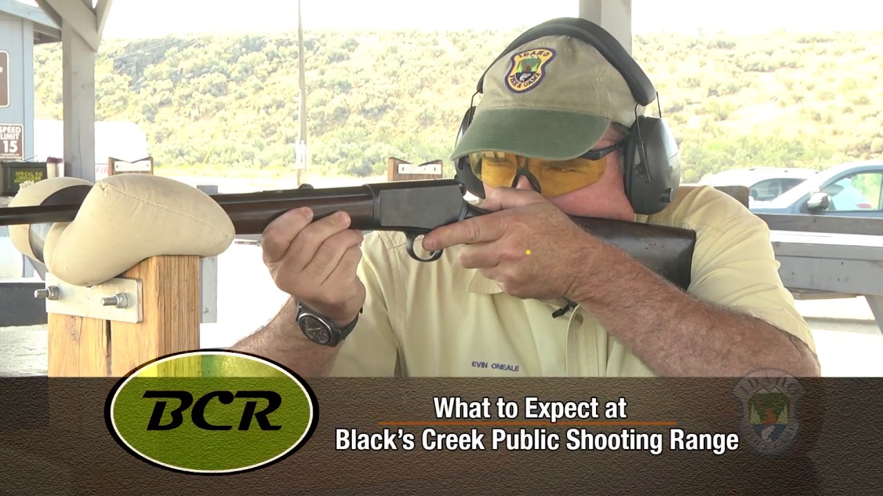 What to Expect at Black's Creek Public Shooting Range