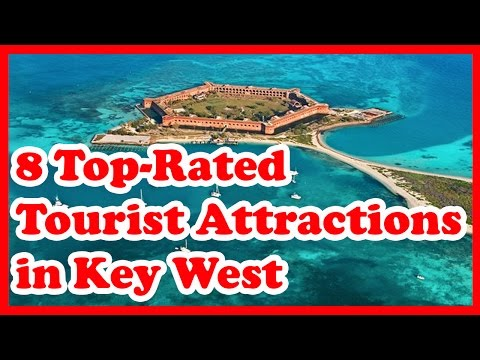 8 Top-Rated Tourist Attractions in Key West