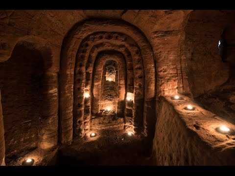 Thumbnail: Secret Knights Templar Cave Found in UK