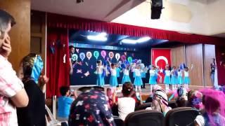 Pendik Ahmet kutsi tecer ilkokulu okuma bayrami