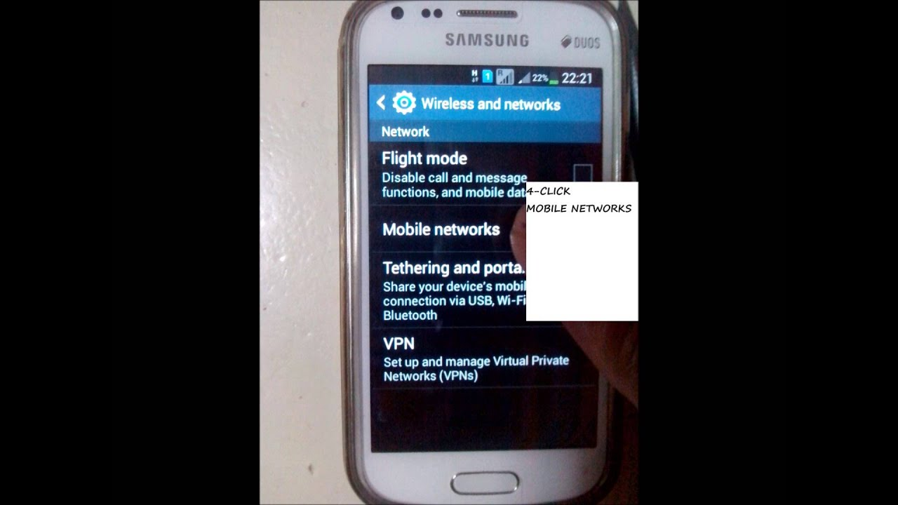 mobile internet setting samsung galaxys duos 2 youtube rh youtube com samsung galaxy s duos 2 manual pdf samsung galaxy s duos 2 gt-s7582 user manual pdf