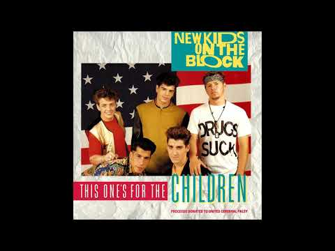 ♪ New Kids On The Block - This One's For The Children | Singles #09/30 Mp3