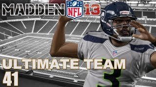 Madden 13 Ultimate Team : Russell Wilson Rookie of The Year Card Ep.41