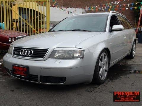 2000 Audi A6 2 8 Quattro S-Line Avant - YouTube