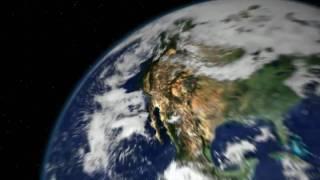 Earth Zoom from Los Angeles - Videocopilot