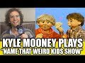 KYLE MOONEY plays NAME THAT CREEPY KIDS SHOW in BRIGSBY BEAR interview with DAVE McCARY from SNL