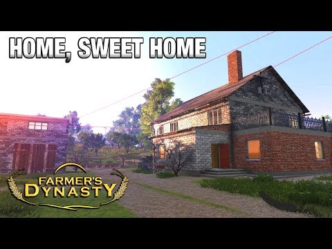 HOME, SWEET HOME | Farmer's Dynasty | Ep3