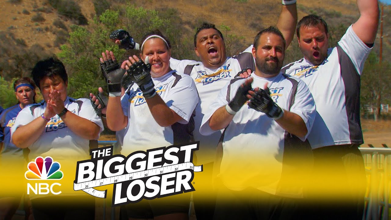 The Biggest Loser - To Be the Best, You Have to Beat the Best (Episode Highlight) - YouTube