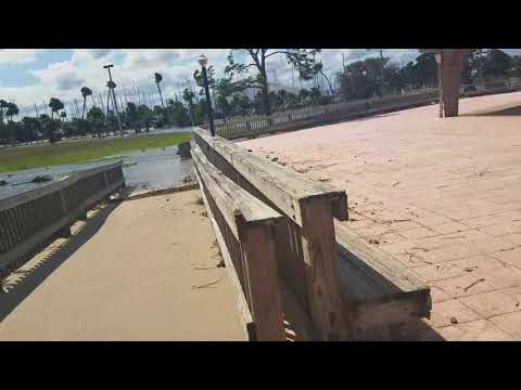 Titusville,Florida Hurricane  Irma aftermath