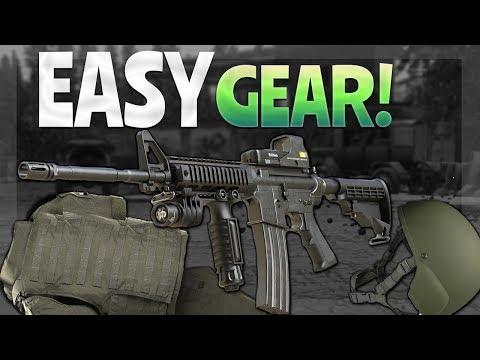 EASY GEAR (Escape from Tarkov)   rhinoCRUNCH