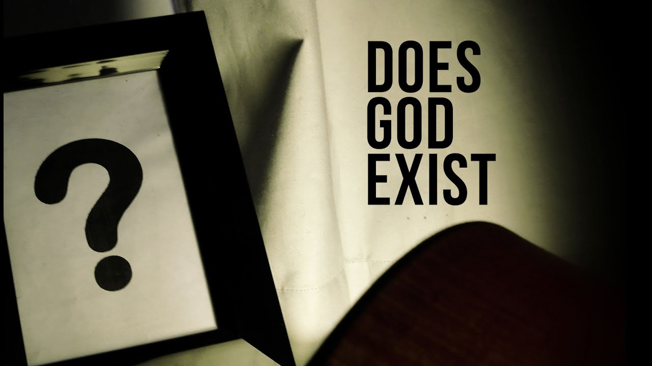 does god exist God absolutely exists, there is an endless amount of evidence that proves his existence if a person decides that they are going to look for god there is no question that they wil.