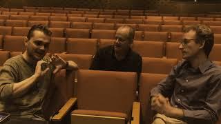 Discussion with Will Crutchfield, Jonathan Brandani, and Jakob Lehmann - Part 1