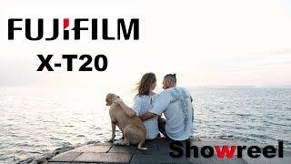 The Showreel. Fujifilm X-T20 footage. Travel around Asia.