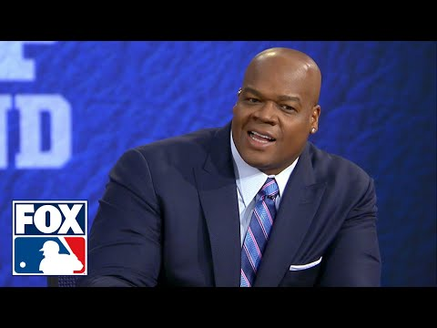 Frank Thomas on Angels beaning Marisnick and the red hot NL MVP race | MLB WHIPAROUND