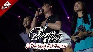 [NEW] Setia Band - Bintang Kehidupan | Live Konser Apache ROCK N