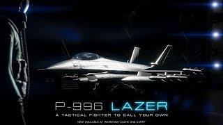 NUEVO P-996 Lazer + Descuentos y promociones GTA V Online