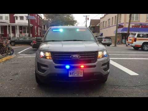 Full Police & Fire Response To Horrific Balcony Fall In Perth Amboy, NJ