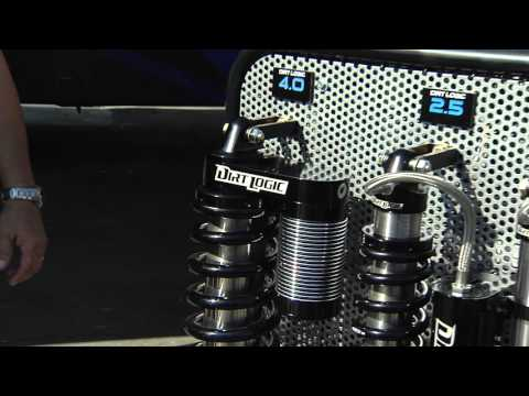 Fabtech Dirt Logic Shocks at 2015 Lucas Oil Off-Road Expo, Powered by General Tire
