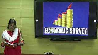 Gist of Indian Economic Survey for UPSC Prelims 2018 - Part I