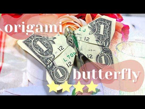 Origami Challenge: Dollar