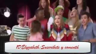 """Violetta 2-Bridgit Mendler y los chicos cantan """"Hurricane"""" (Adelanto)"""