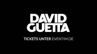 David Guetta German Arena Tour 2018