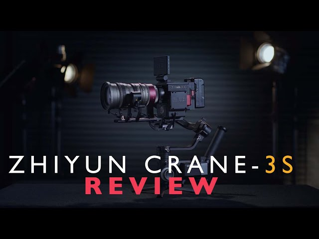 Zhiyun CRANE-3S Review and its FLAWS that nobody mentions