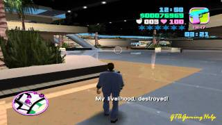GTA Vice City - Mission 22 - Shakedown (PC)