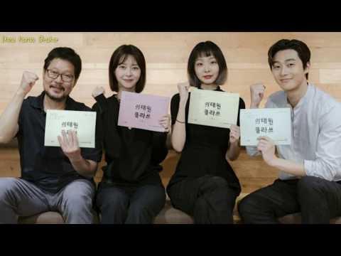 Biodata Lengkapppppp Para Pemain Itaewon Class
